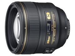 Nikon 85mm 1.4