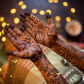Bridal mehendi wedding photography Twogether Studios
