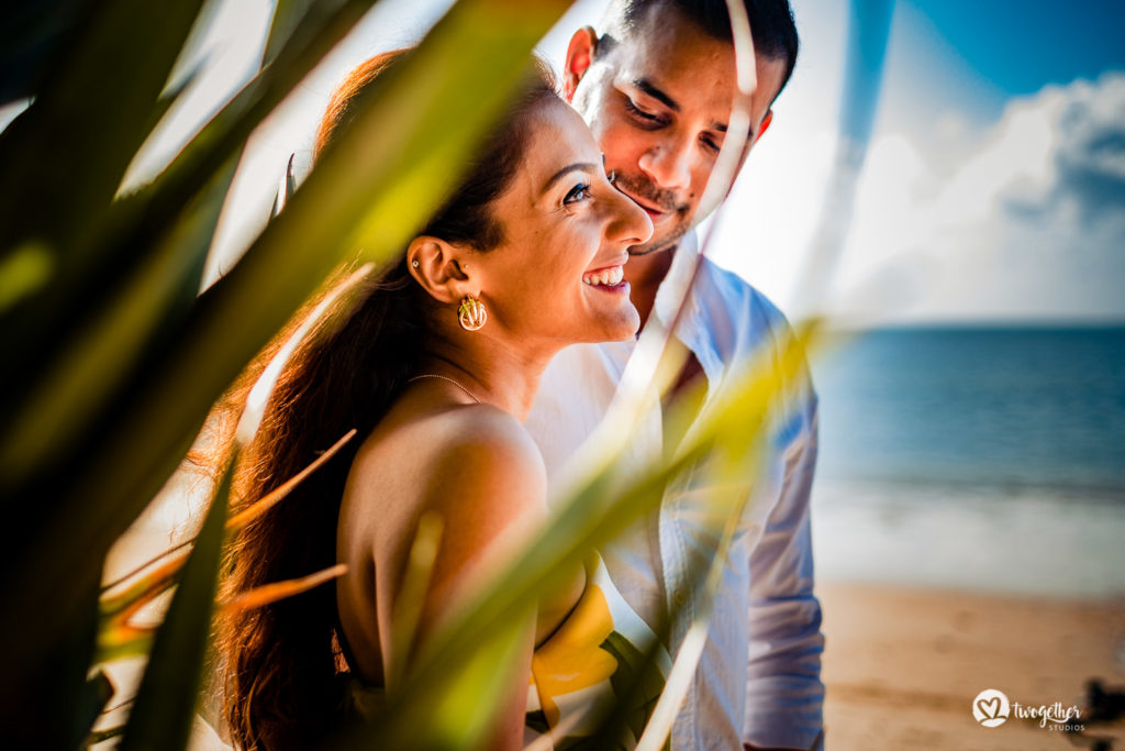 Destination pre-wedding couple shoot in Mombasa, Kenya