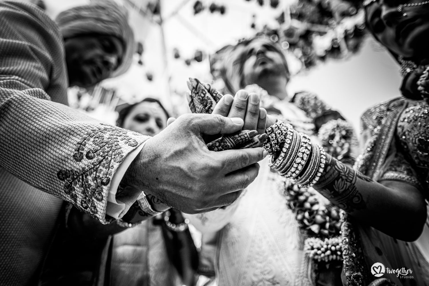 Indian couple gets married at Kenya destination wedding