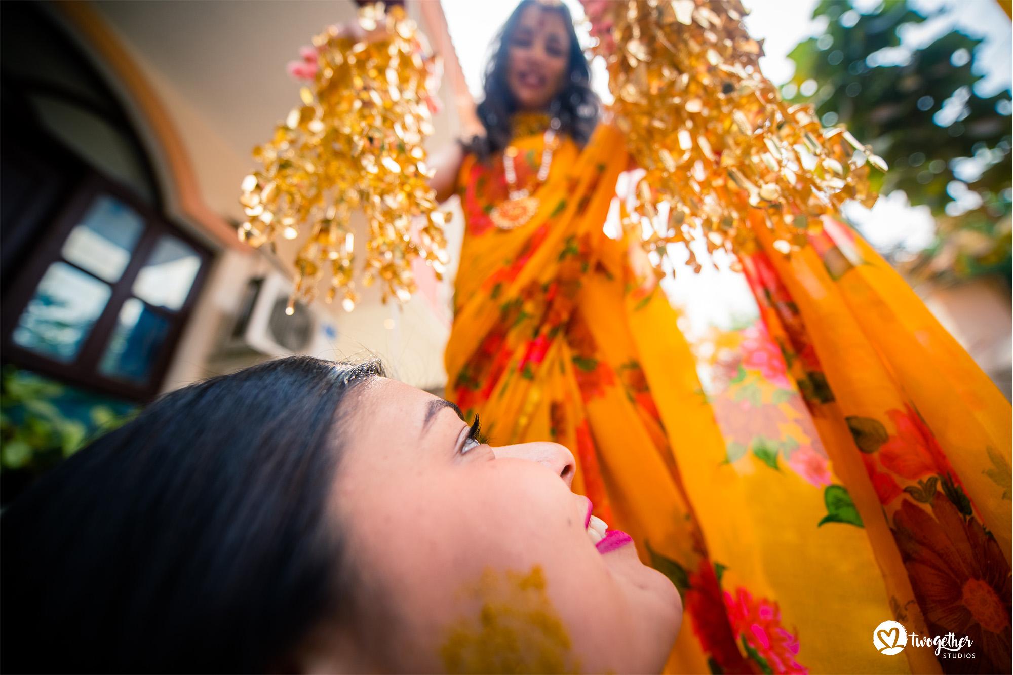 Indian bride kaleera