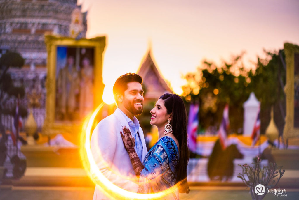 A Bangkok Destination Wedding Story | Trisha+Rahul