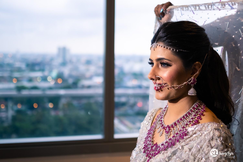 Manish Malhotra Indian bridal photo