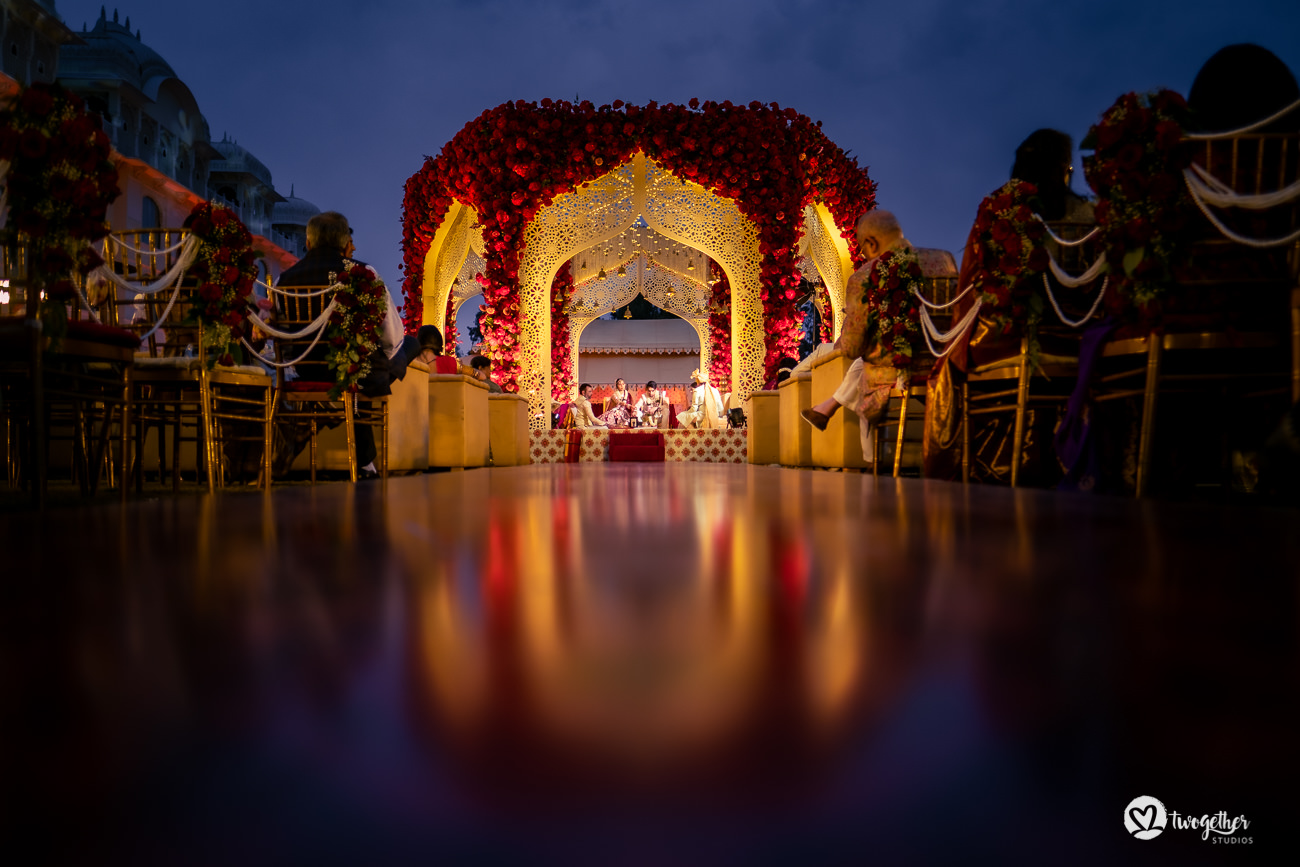 Jaipur destination wedding photography