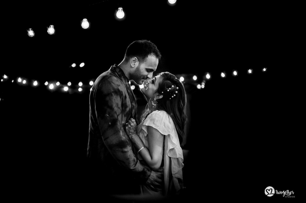 Uma história de casamento em Delhi    Varsha + Arjun 40