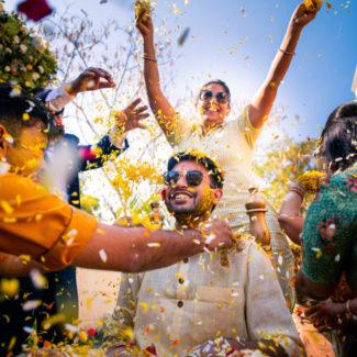 Um casamento em Goa | Nikita + Divyanu 68