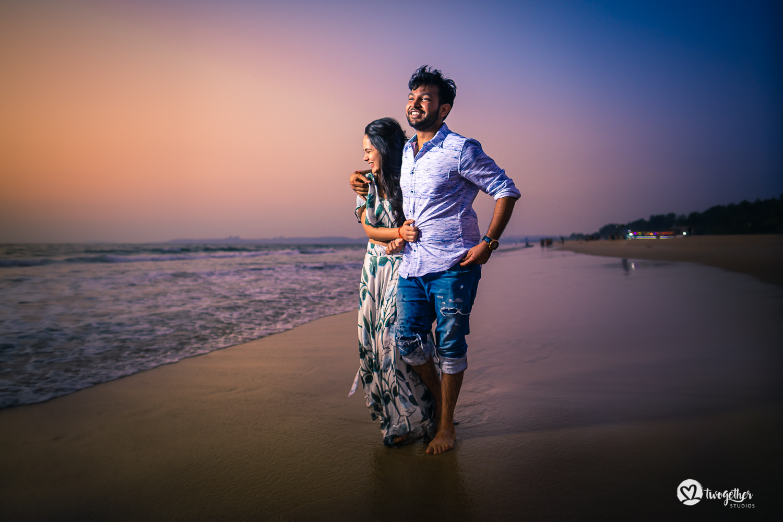 Um casamento em Goa | Nikita + Divyanu 5