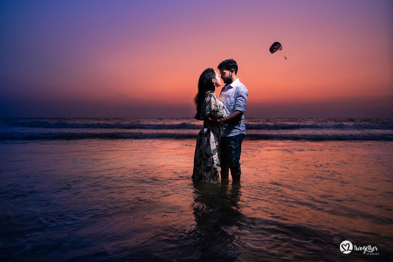 Um casamento em Goa | Nikita + Divyanu 6