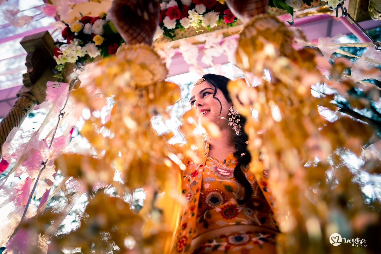 Um casamento em Goa | Nikita + Divyanu 15