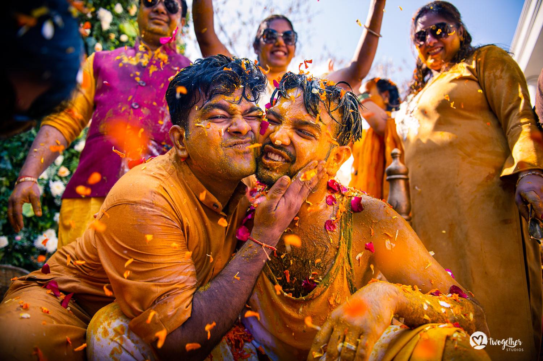 Um casamento em Goa | Nikita + Divyanu 14