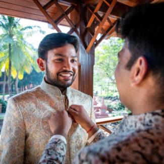 Um casamento em Goa | Nikita + Divyanu 79