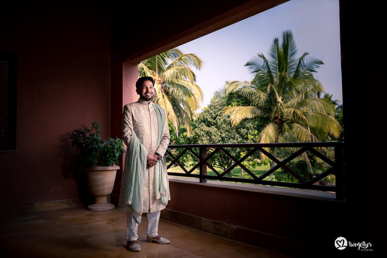 Um casamento em Goa | Nikita + Divyanu 17