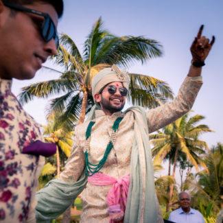 Um casamento em Goa | Nikita + Divyanu 81