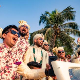Um casamento em Goa | Nikita + Divyanu 82