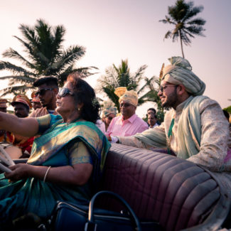 Um casamento em Goa | Nikita + Divyanu 83