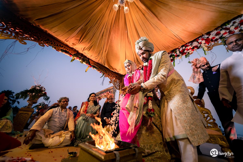 Um casamento em Goa | Nikita + Divyanu 22