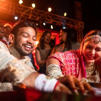 Um casamento em Goa | Nikita + Divyanu 89