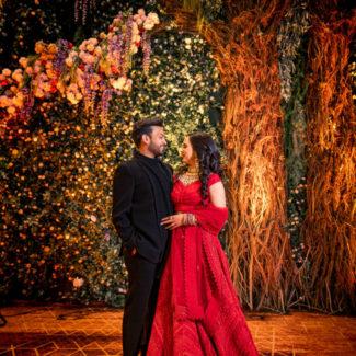 Um casamento em Goa | Nikita + Divyanu 93