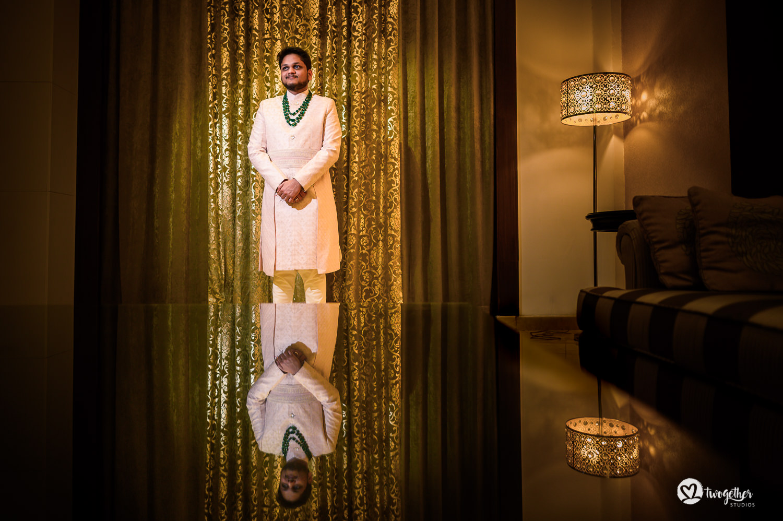 Uma história de fotos de casamento em Jaipur | Shreya + Dakshit 13
