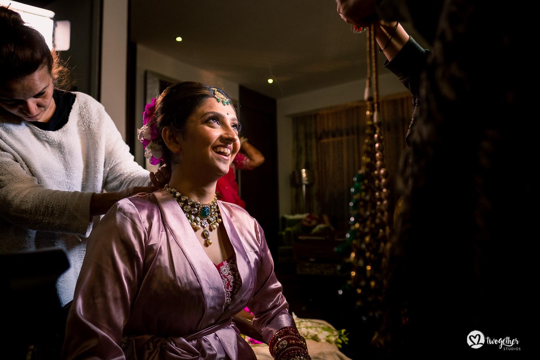 Uma história de fotos de casamento em Jaipur | Shreya + Dakshit 17