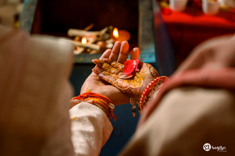 Uma história de fotos de casamento em Jaipur | Shreya + Dakshit 21