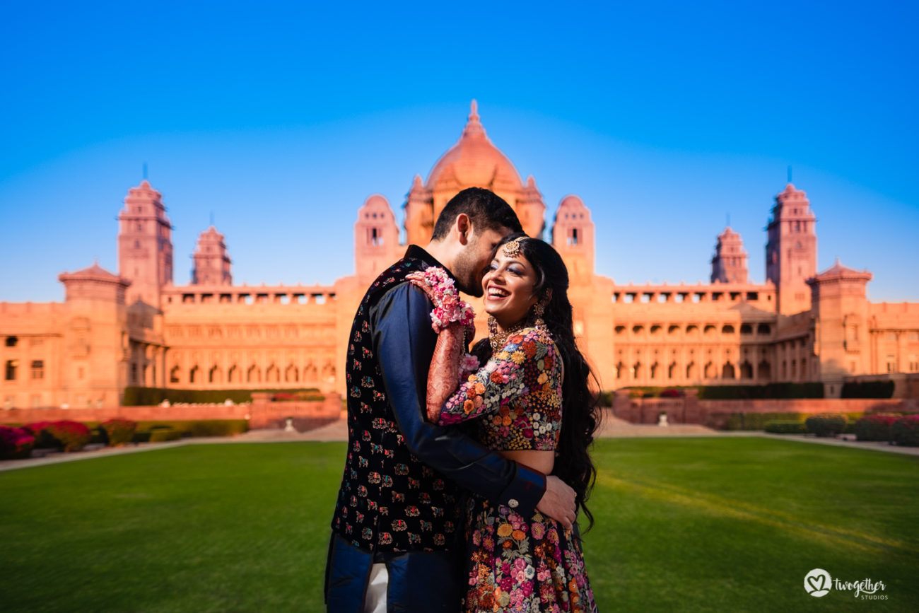 Jodhpur Destination Wedding Story | Somna+Aditya